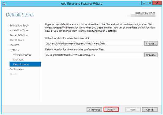 How to Add Hyper-V Role and Integrate It to SolidCP