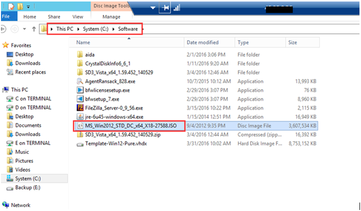 How to Create a VPS from ISO Manually in Hyper-V Manager