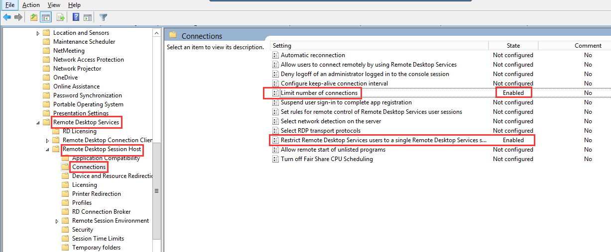 How to enable single user modle in Windows server 2012/R2